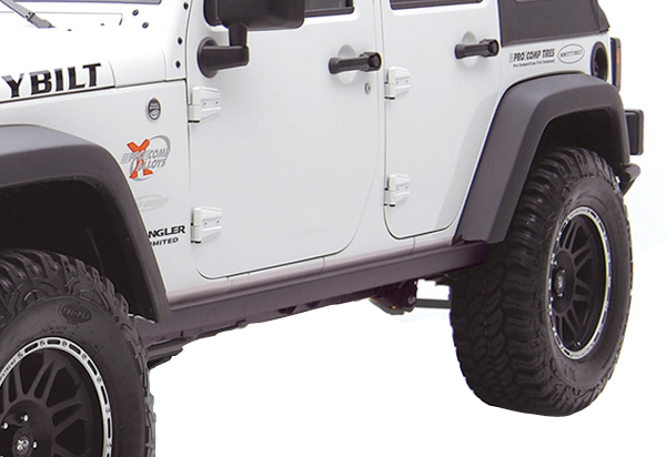 Smittybilt SRC Classic Side Protection