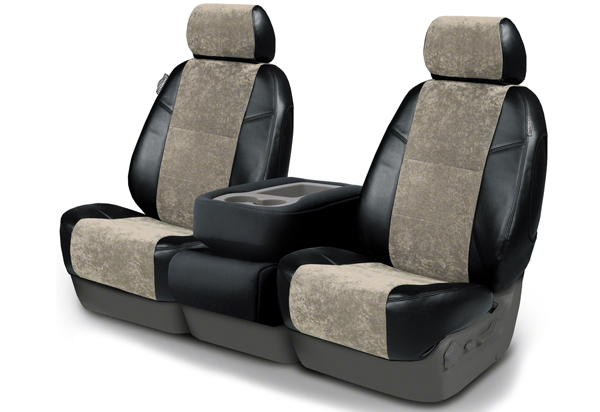 Coverking Alcantara Seat Covers