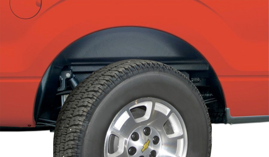 Rugged Rear Wheel Well Inner Liners Free Shipping