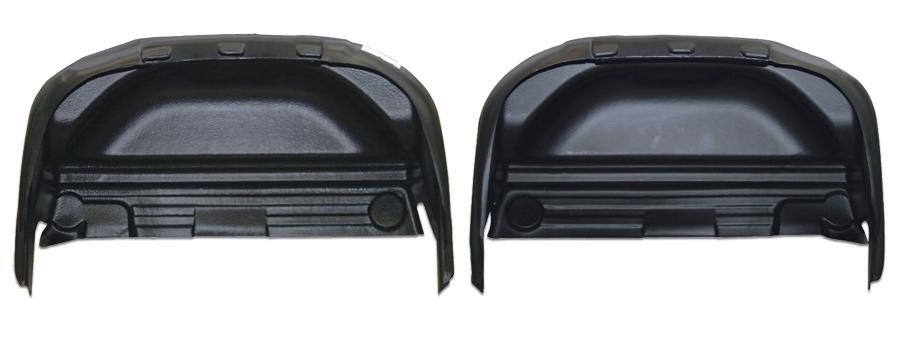 2014-2019 Chevy Silverado Rugged Rear Wheel Well Inner Liners ... d1e88156e