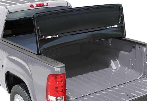 2005 2019 Nissan Frontier Rugged E Series Folding Tonneau Cover