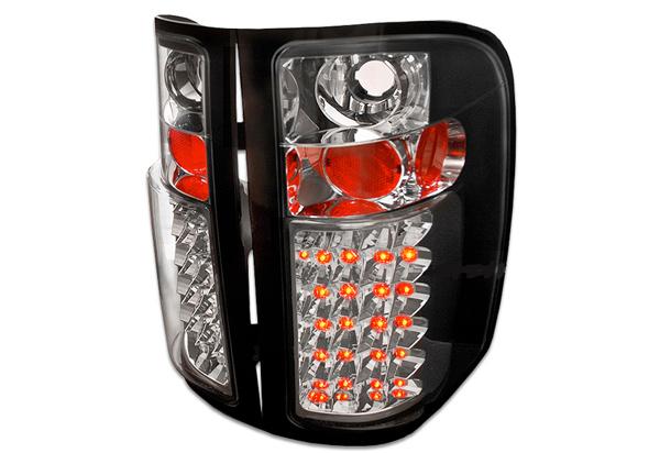 Spec D Led Tail Lights