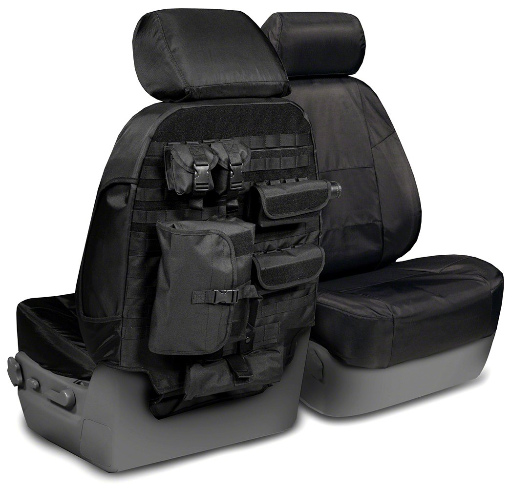 Coverking Molle Seat Covers Coverking Tactical Seat Covers