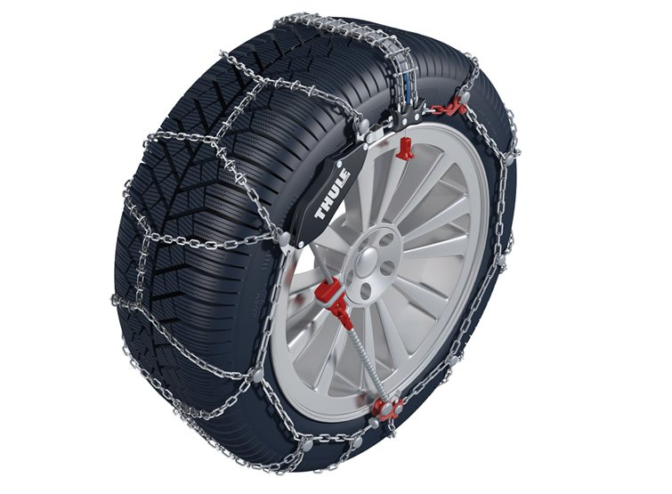 how to make tire chains longer