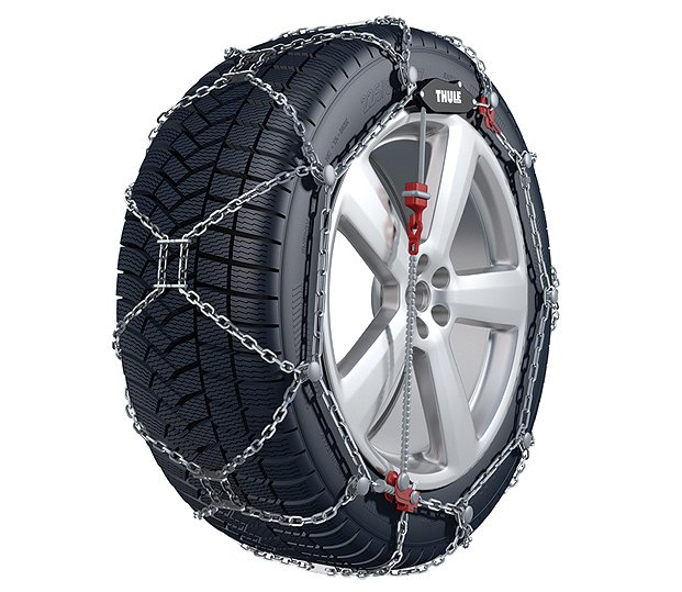 Automatic Tire Chains >> Thule XG-12 Pro Truck Snow Chains, Thule XG-12 Truck Tire ...