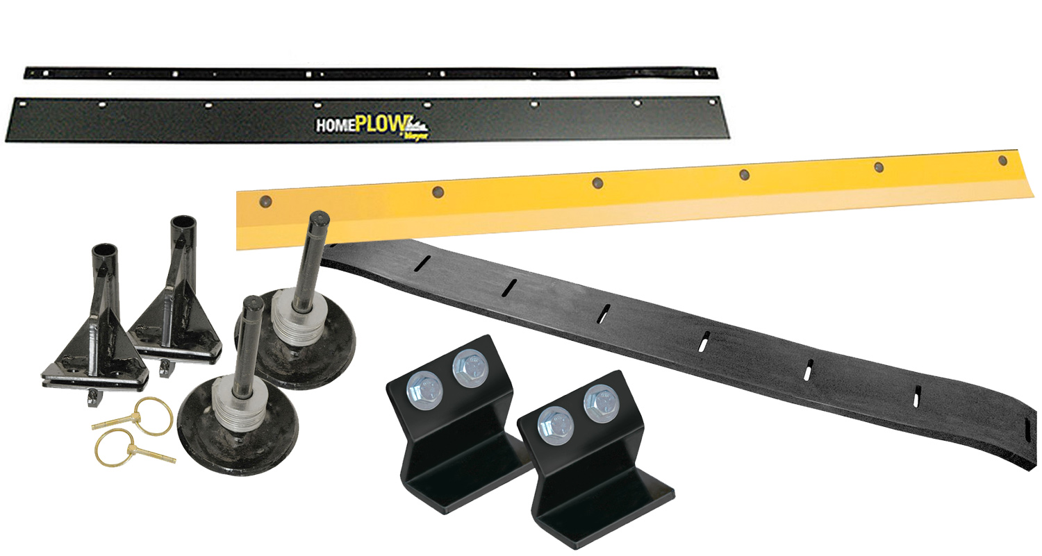 Home Plow Accessories by Meyer - Snow Blades, Skid Shoes ...