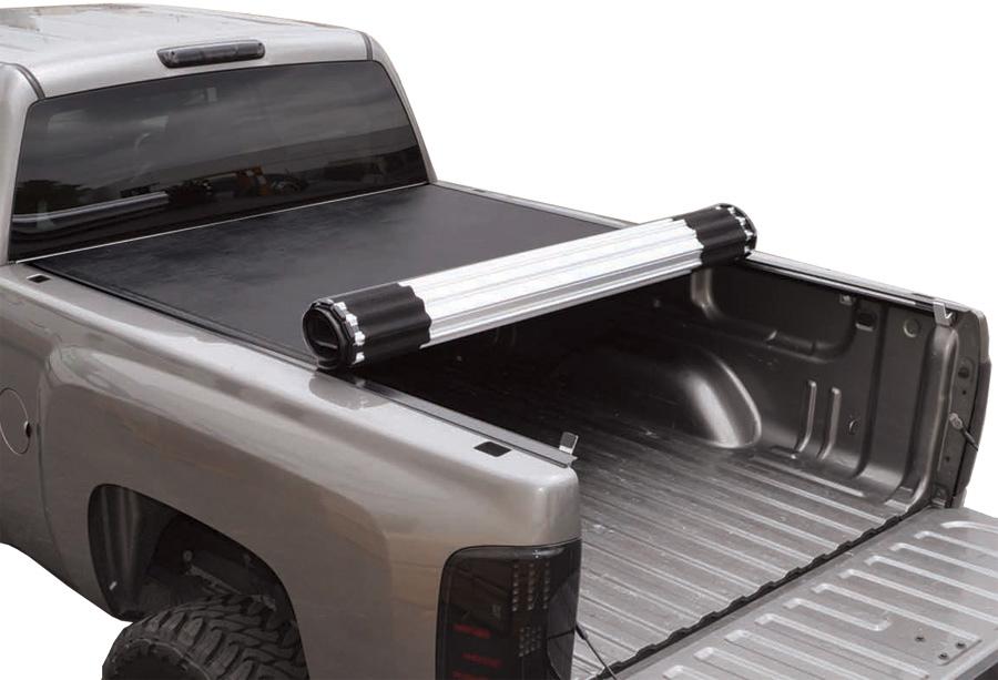 2014 Ford F150 Bed Cover BAK Roll-X Tonneau Cover, BAK Roll X Hard Rollup Tonneau Cover