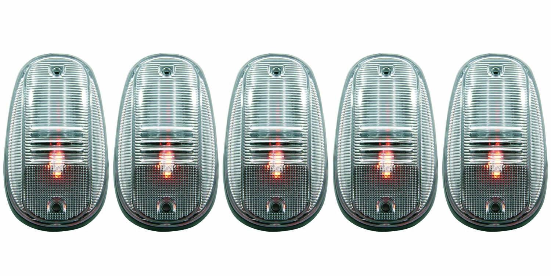 Anzo LED Cab Roof Lights  sc 1 st  Auto Accessories Garage & Anzo LED Truck Cab Lights Anzo Truck Roof Lights azcodes.com