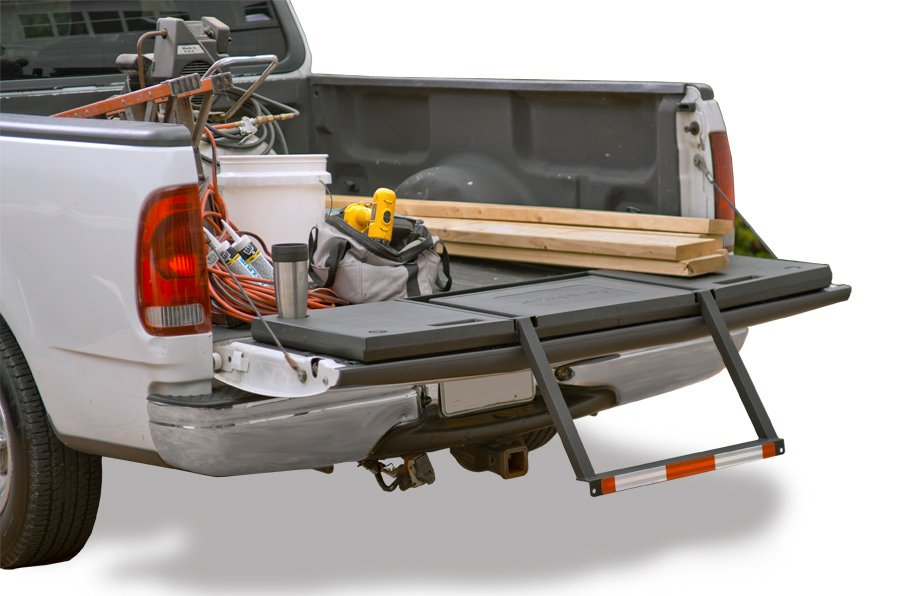 Livingstep Truck Tailgate Step Livingstep Folding