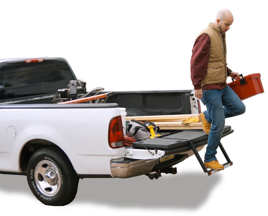 Livingstep Truck Tailgate Step Livingstep Folding