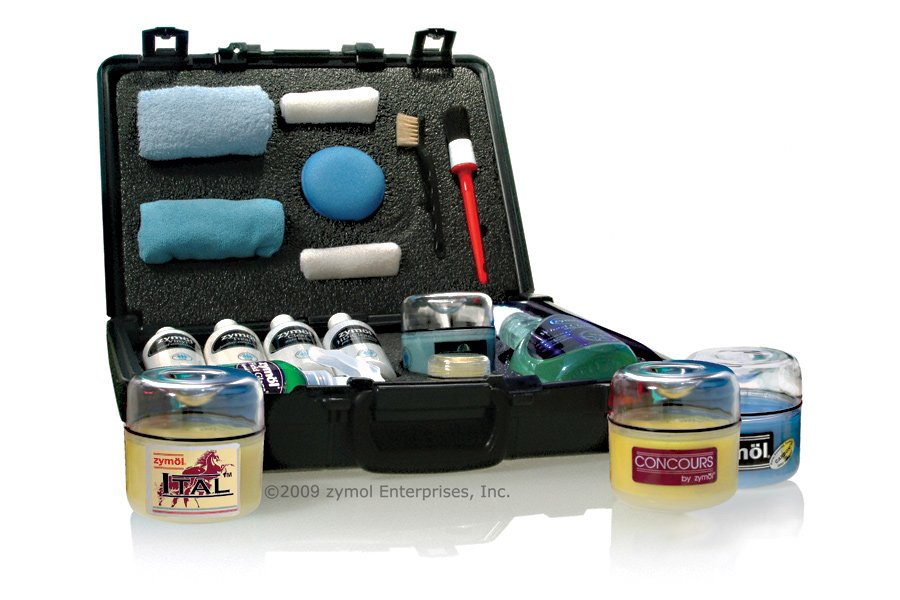 zymol complete detailing kit zymol auto detailing package. Black Bedroom Furniture Sets. Home Design Ideas