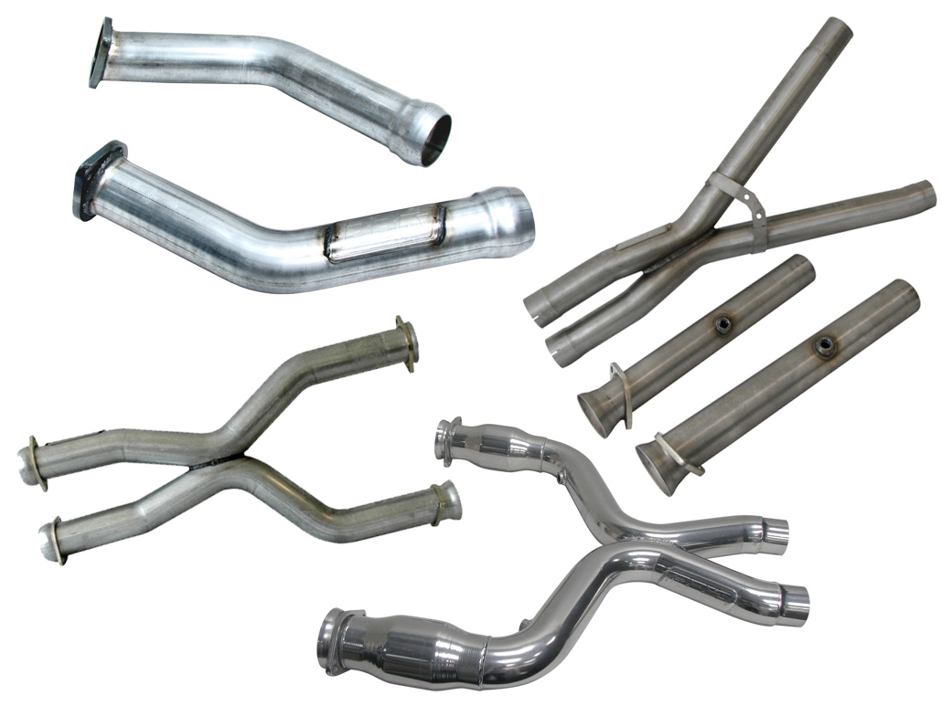 Pipes BBK 1815 Exhaust Pipe