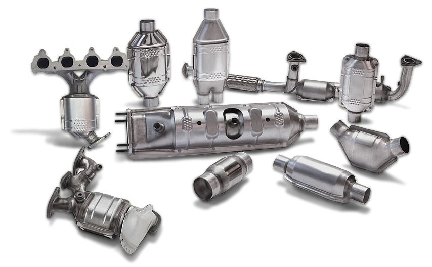 Eastern Catalytic 49 State Direct Fit Converter: 2012 Ford Fusion Catalytic Converter At Woreks.co