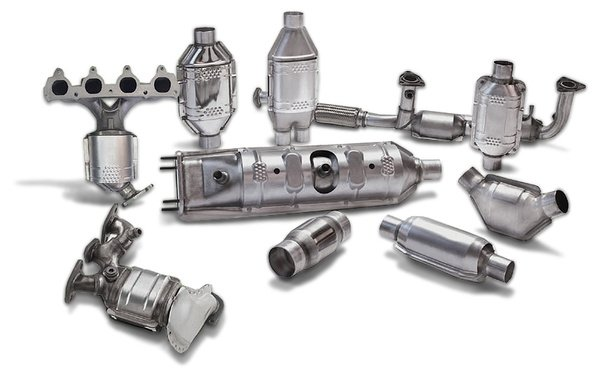 Eastern Catalytic 49 State Direct Fit Catalytic Converter