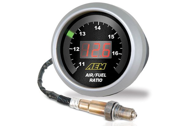 AEM Wideband UEGO Air Fuel Ratio Gauge