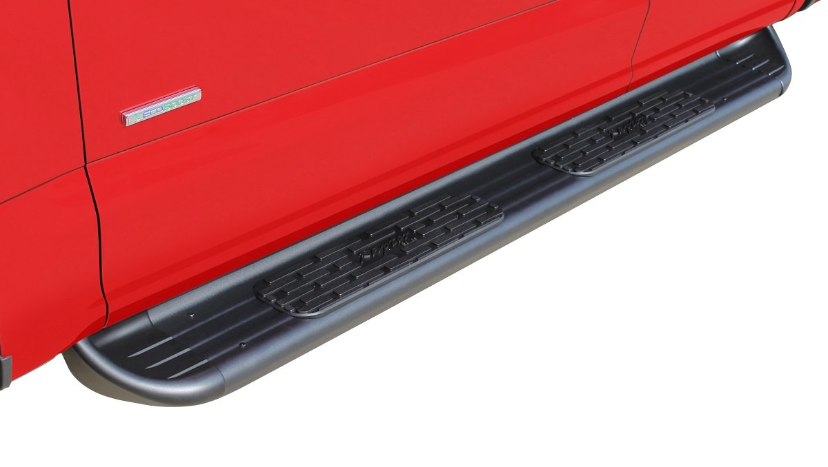 Raptor Running Boards >> Raptor SSR Running Boards, Raptor Stainless Steel Running ...