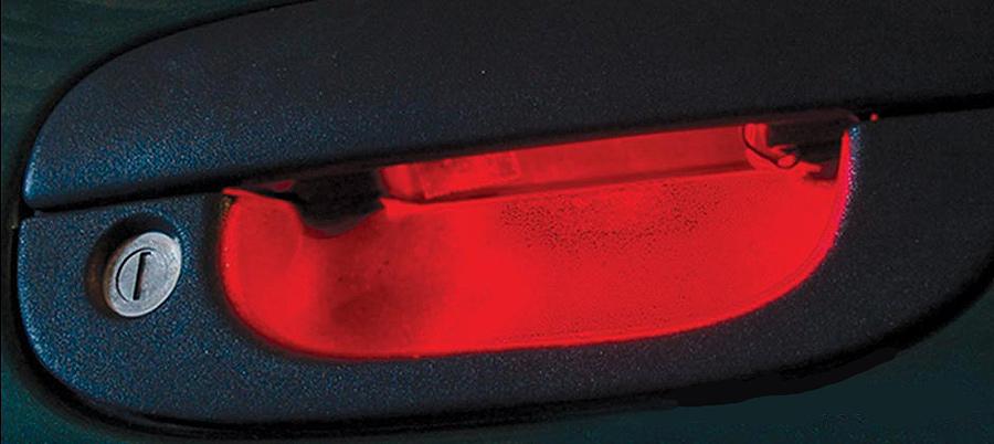 PlasmaGlow LED Door Handle Kit - AutoAccessoriesGarage.com