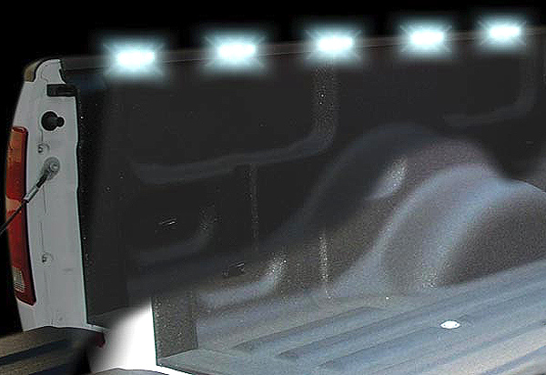 PlasmaGlow LED Truck Bed Lighting Kit