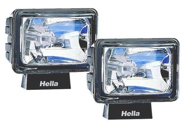 Hella Micro FF Series Light Kit