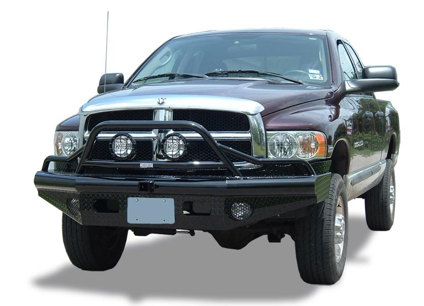 1994 2002 Dodge Ram 2500 Ranch Hand Legend Front Bumper