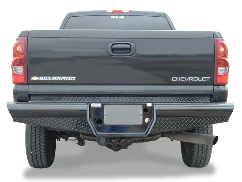 1999-2007 Chevy Silverado Ranch Hand Legend Rear Bumper ...