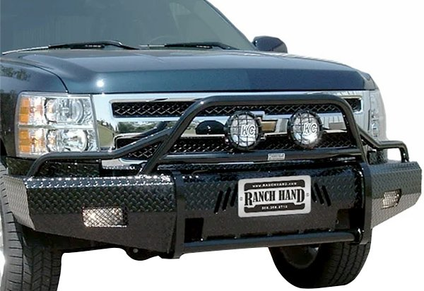 Ranch Hand Summit Front Bumper Autoaccessoriesgarage Com