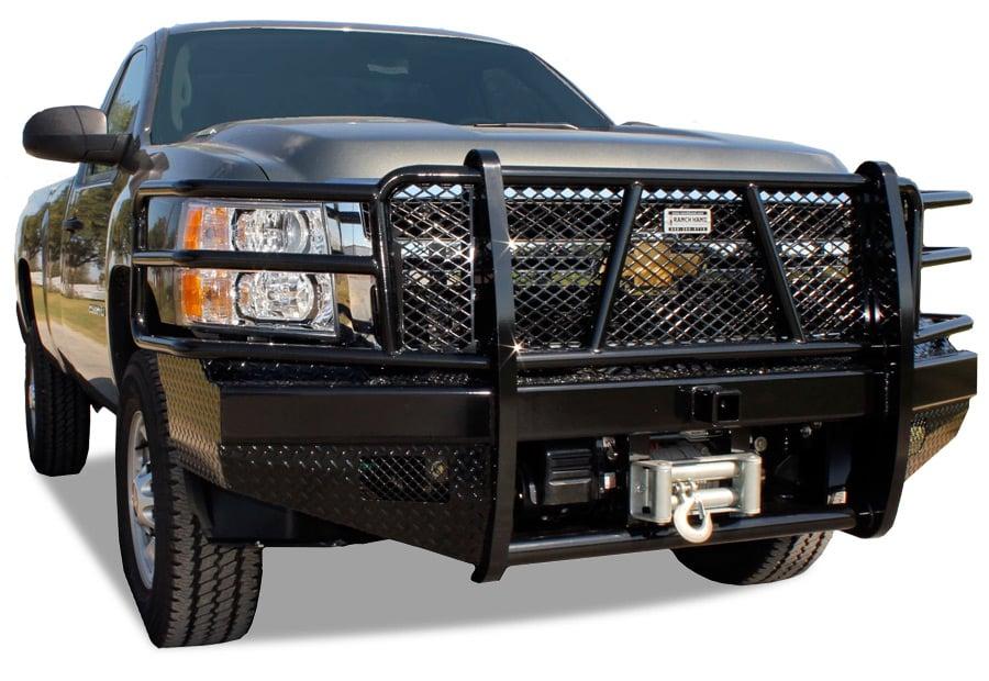 Chevy Silverado Front Bumper Ranch Hand
