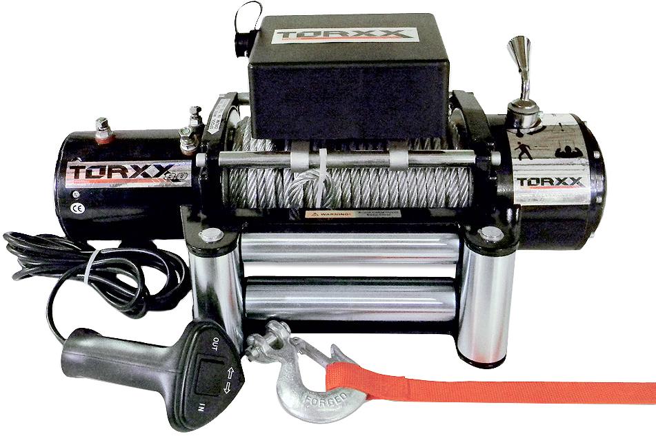 Torxx 8 000 Lbs Winch Torxx 8 000 Pound Winch
