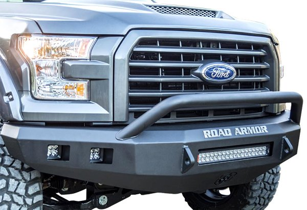 Road Armor Stealth Bumper