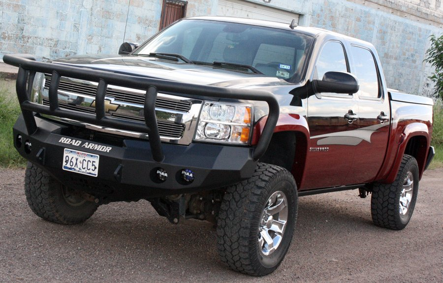TheCarKit pany further 1510 September 2015 Truck Sales Ford Gmc Lead Percentage Gains furthermore Road Armor Front Stealth Bumper furthermore Index php together with Frontier Series Brush Guard P 273. on led grill lights 2014 nissan frontier