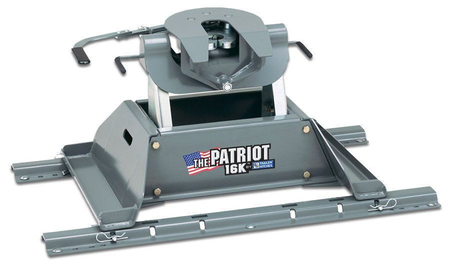 5th Wheel Gooseneck Hitch >> B W Patriot 5th Wheel Hitch