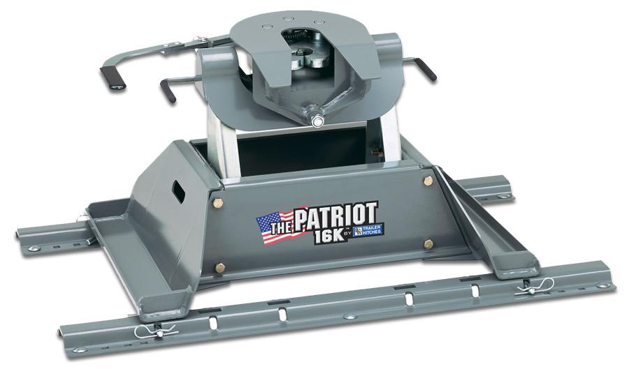 B Amp W Patriot Fifth Wheel Hitch B Amp W Patriot Gooseneck Hitch