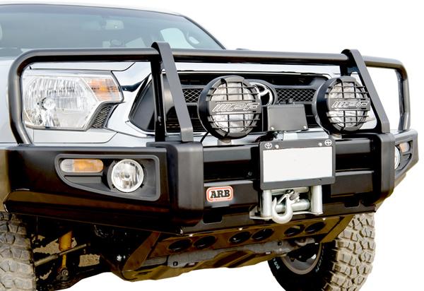 1998 2004 Isuzu Rodeo Arb Deluxe Bull Bar Arb 3448200