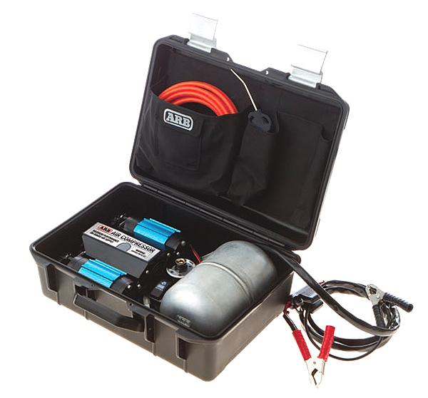 Arb portable compressor arb portable truck suv compressor - Compresseur 12 volts ...