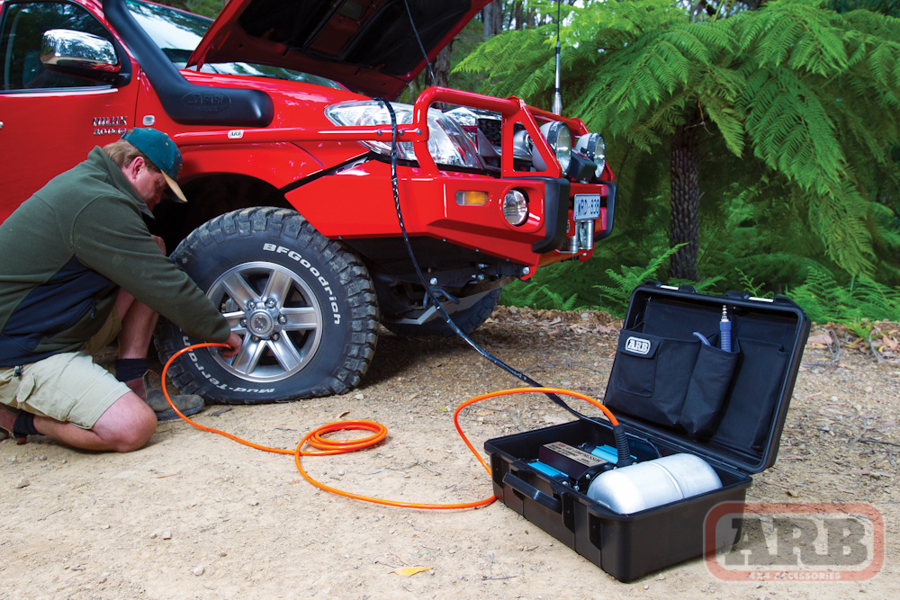 ARB Portable Compressor, ARB Portable Truck & SUV Compressor