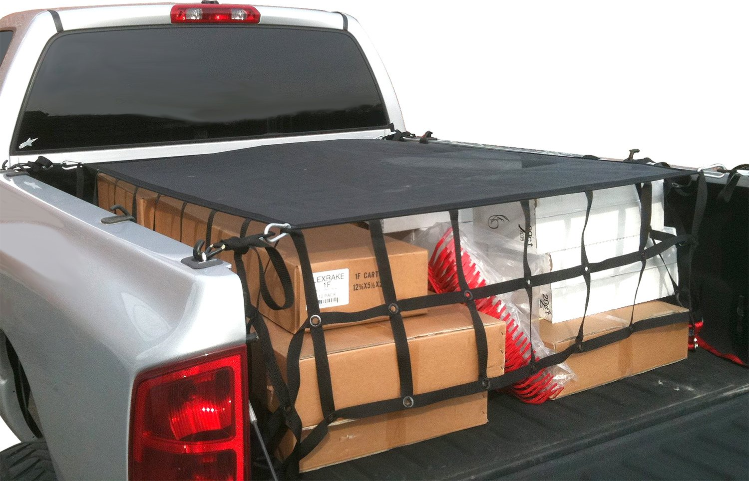 Gladiator Safetyweb Cargo Net Free Shipping On Truck Nets