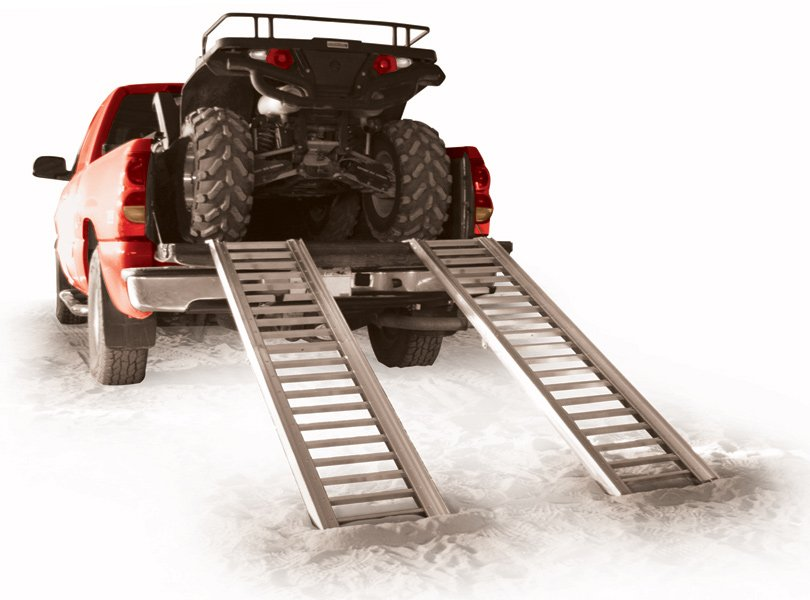 Rush Ramps Rush Packable Truck Bed Amp Atv Ramps