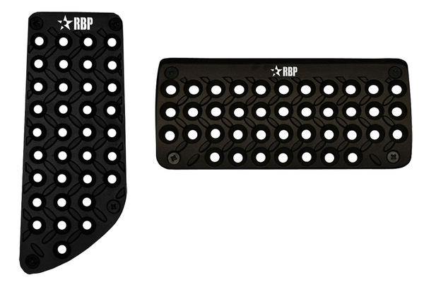 RBP Truck Pedal Covers