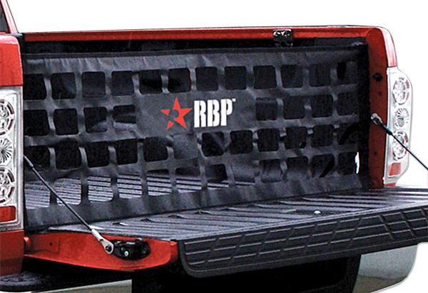 Rbp Tailgate Net Rbp Truck Tailgate Net