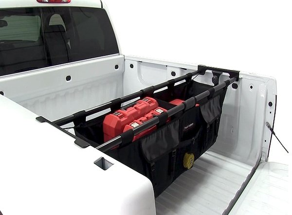 Truck Luggage Cargo Management System