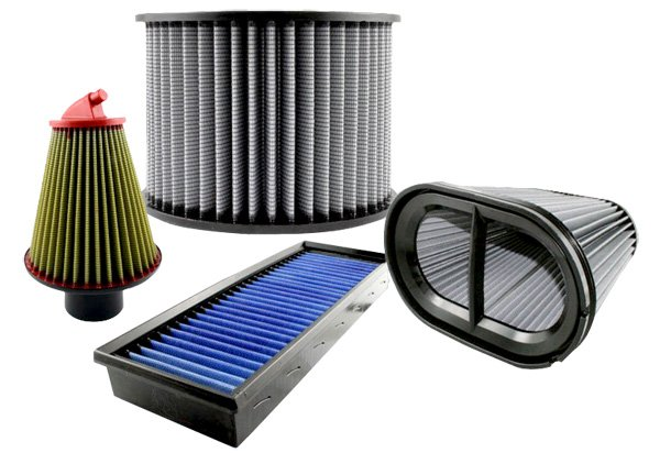 K&N vs. aFe Air Filters