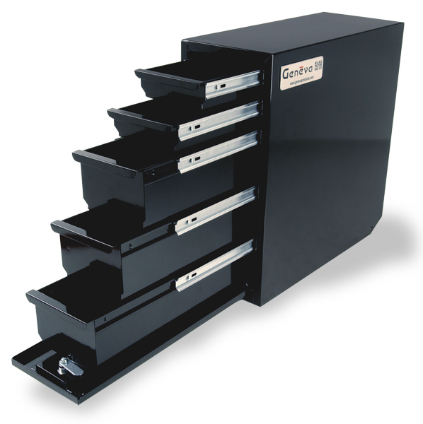 Geneva 721501 Universal Side Storage Drawer