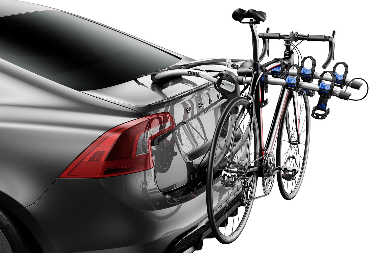 Trunk Mount Bike Rack >> Thule Archway Trunk Bike Rack 9010xt