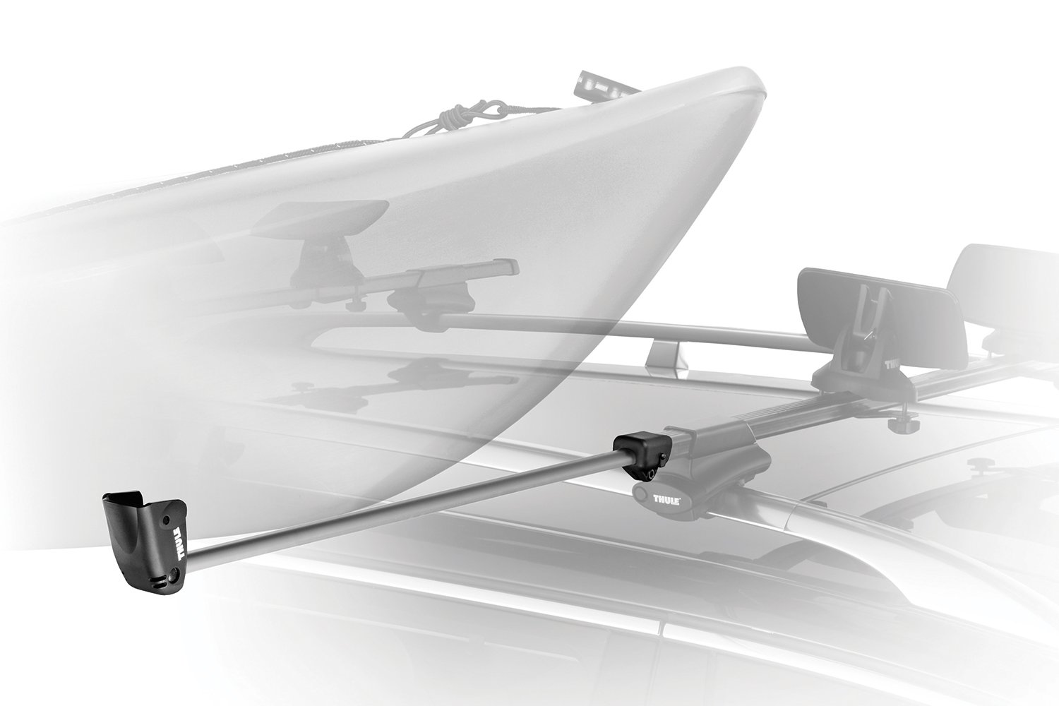 Thule Roof Rack Parts >> Thule Outrigger II Load Assist - Free Shipping on Thule Kayak Bars