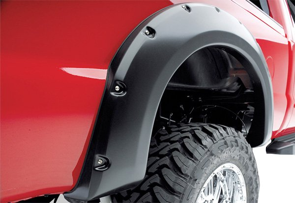 2014 Dodge Ram 1500 Accessories >> 2014-2018 Chevy Silverado EGR Bolt-On Look Fender Flares - EGR 791575