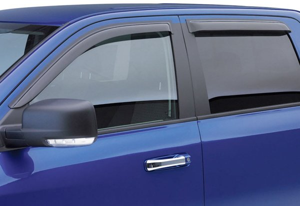 EGR Window Deflectors