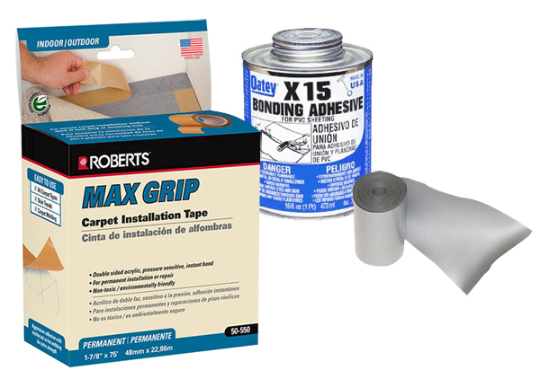 Park Smart Double-Sided Tape & Vinyl Adhesive