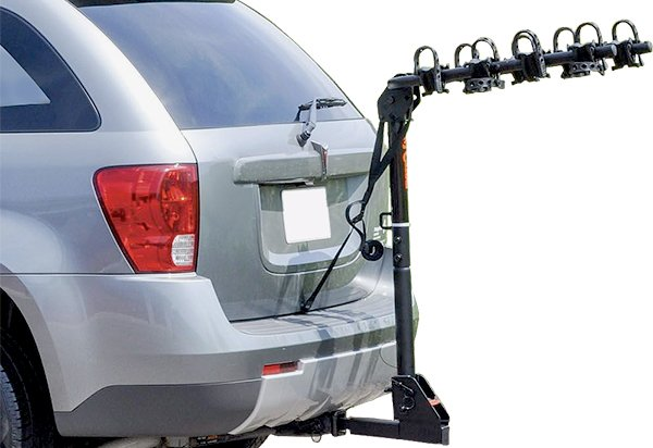 Curt Extendable Bike Rack