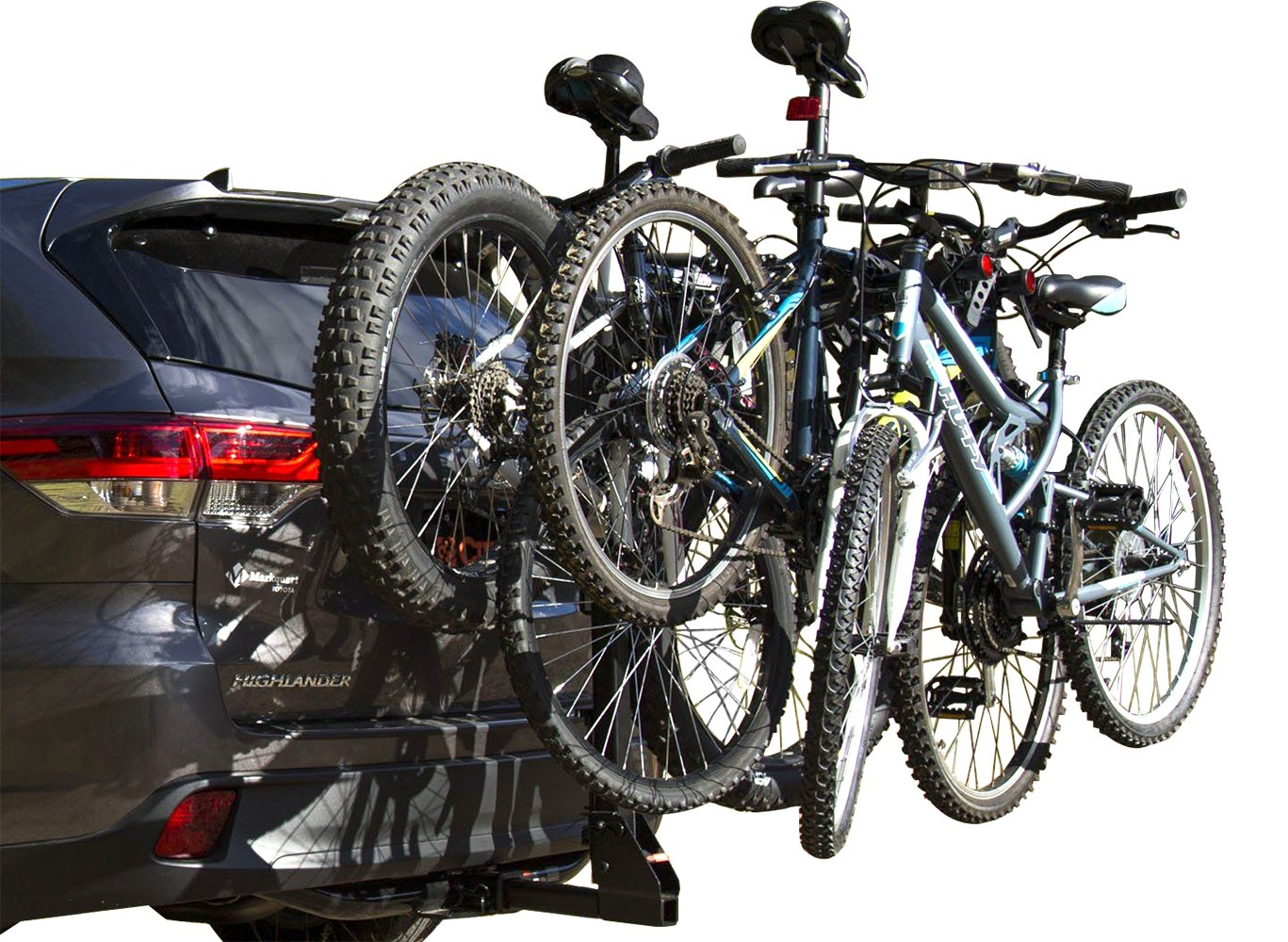Curt 18064 Premium Hitch Mounted Bike Rack