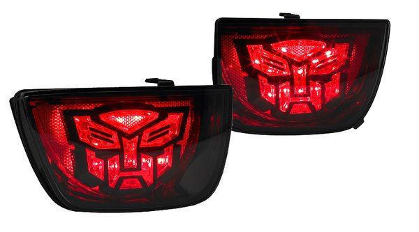 lighting tail lights defenderworx transformers led tail li